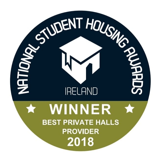 Thank you for voting😀 aparto – Best Private Halls Provider in Ireland!! #thankyou #yourethebest #dublin #ireland #college #university #apartments #students
