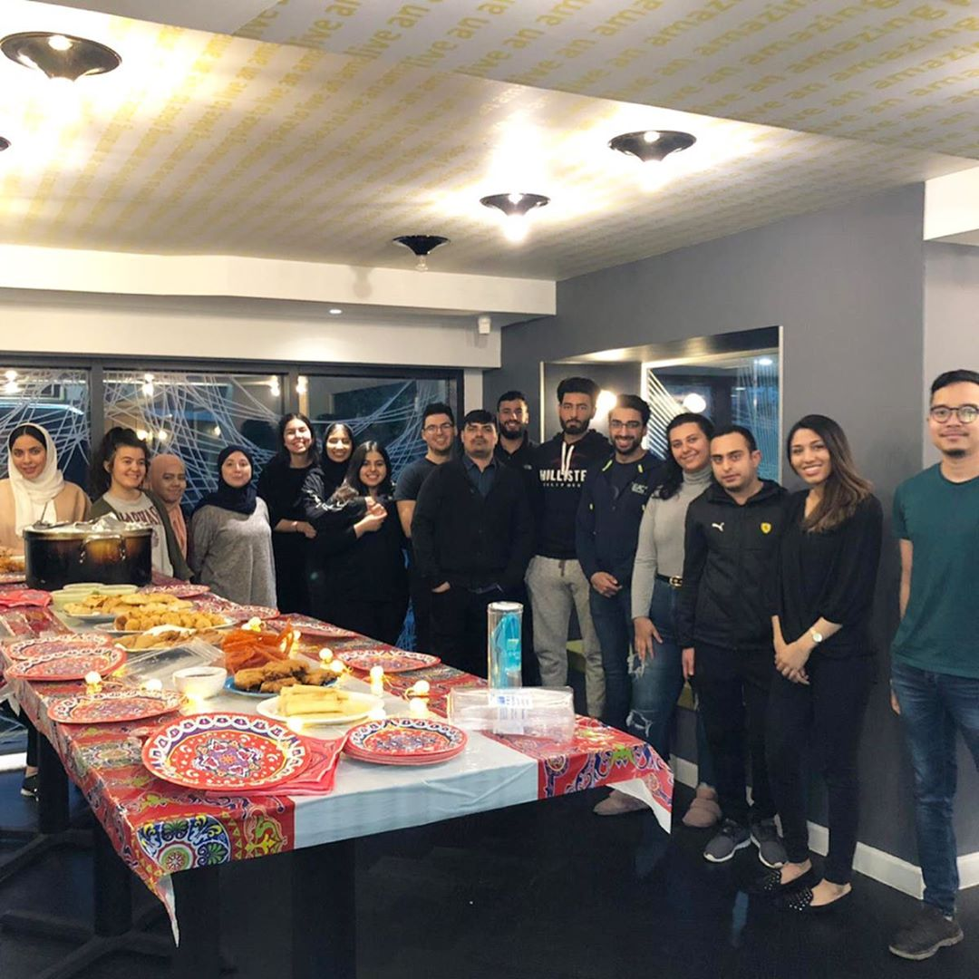 We had an amazing time at our #Ramadan #Iftar evening yesterday! 😄 #apartofyourstory