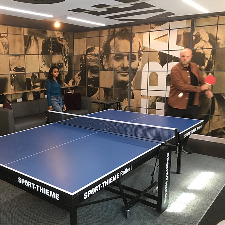 🏓Table tennis anyone? 🏓#gameon #apartofyourstory